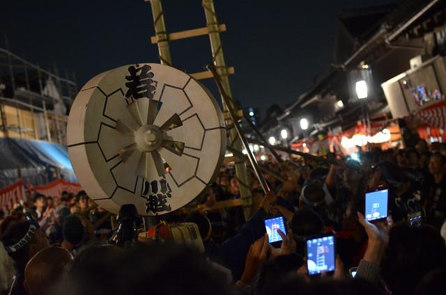 川越まつり 2014年10月18日