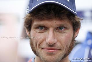 Guy Martin. Ulster Grand Prix 2014