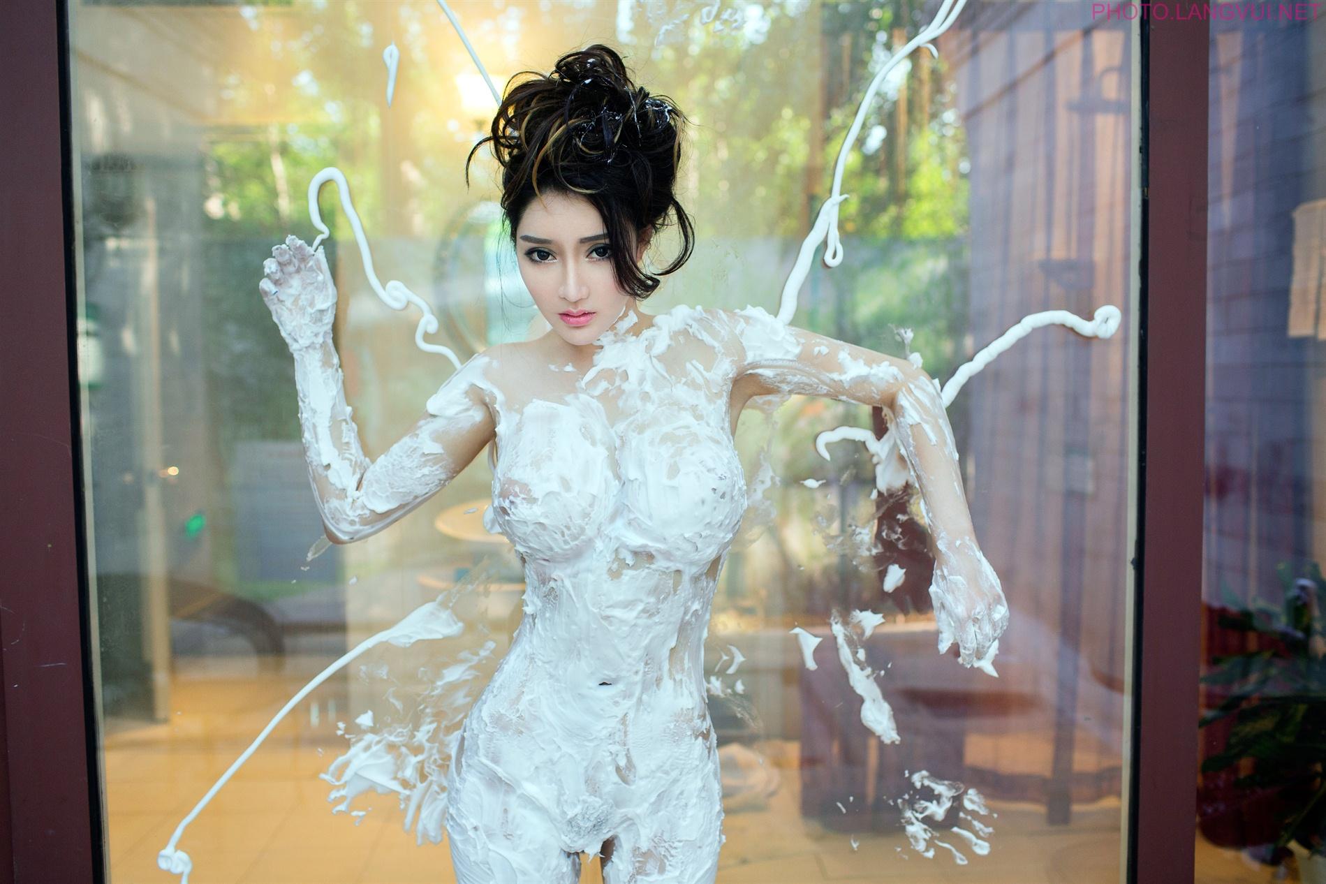 TuiGirl No-009 Wang Ke - Page 3 of 5 - Ảnh Girl Xinh
