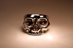John O'Neill - Skull Ring