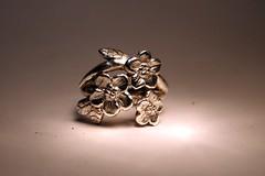 Yvonne Yajuan Li - Blossom Ring