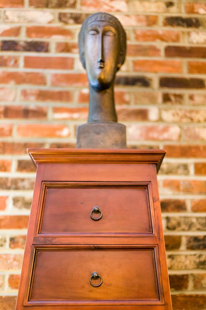 Up on a pedestal [Flickr]