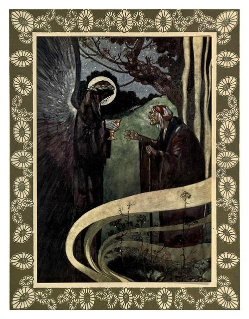 012-Rubáiyát of Omar Khayyám-1913- Ilustrado por René Bull