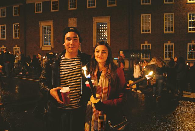 Michael and Lauren