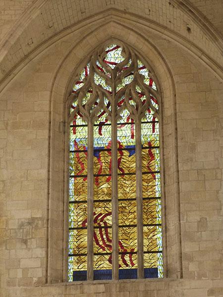 vitrail cléry