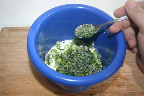 38 - Italienische Kräuter hinzufügen / Add italian herbs