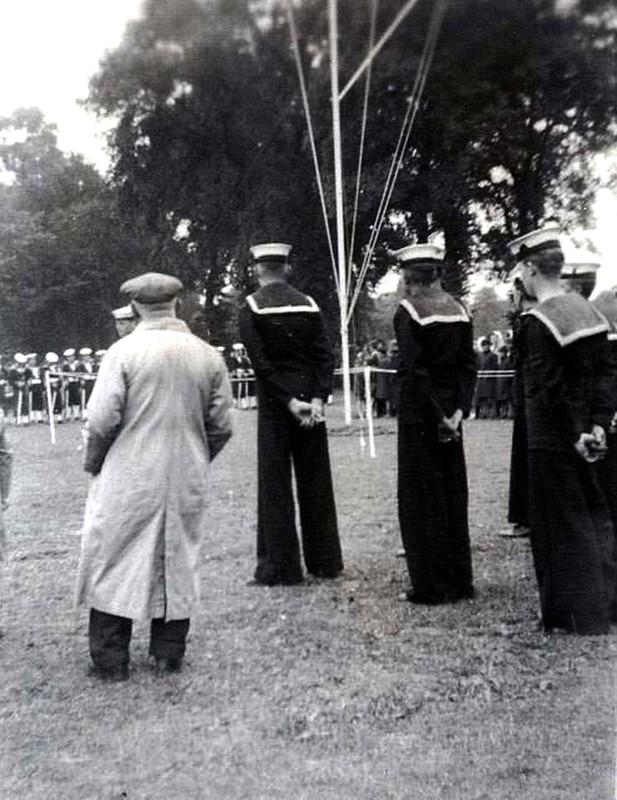 Rememberance day 1951
