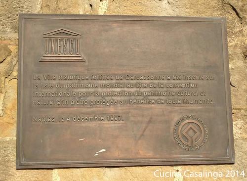 Carcassonne Unesco