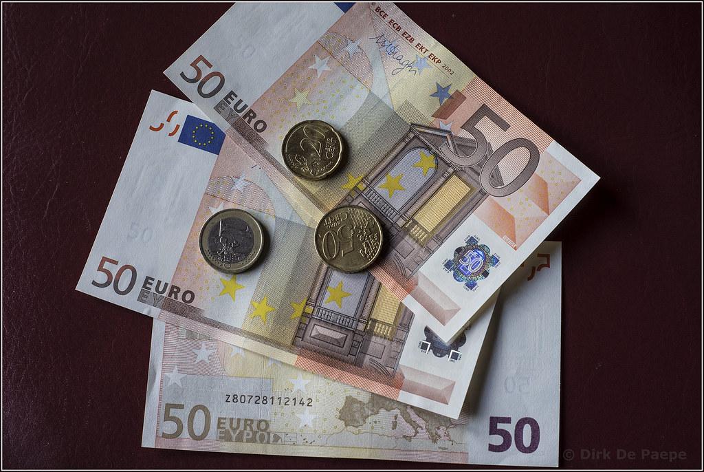 European money (test shot)