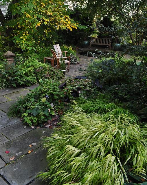 Scott Arboretum Entrance Garden (9)
