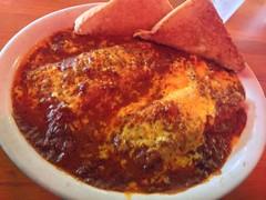Good Time Charlie's Cheese Enchiladas