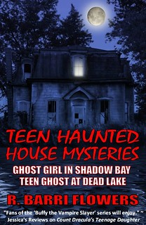 Teen Haunted House Mysteries Bundle_cover