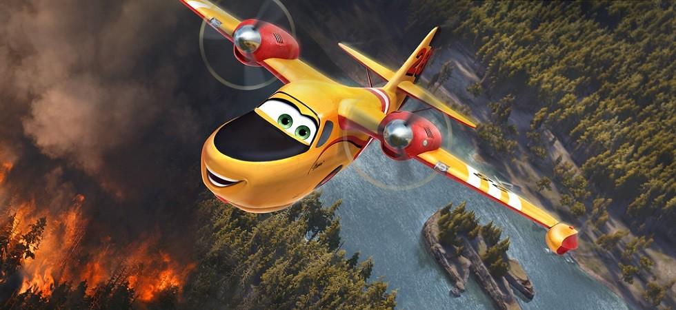 Xem phim Planes: Fire & Rescue - Thế Giới Máy Bay 2: Anh Hùng Và Biển Lửa Vietsub