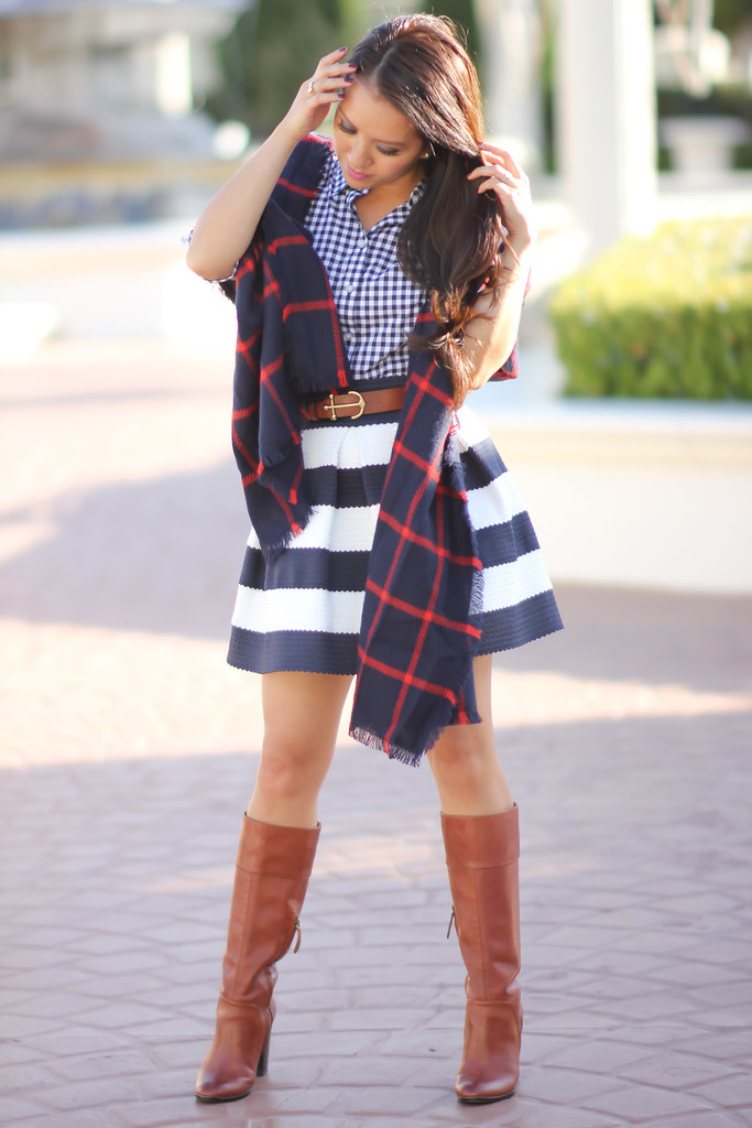 Nautical and Preppy Target Style-10