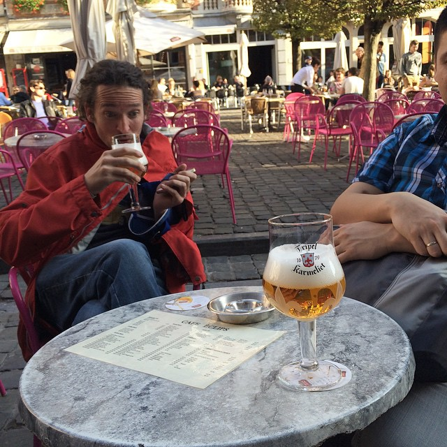 The #karmeliet #beer in #Leuven #Belgium