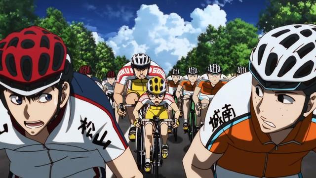 Yowamushi Pedal ep 35 - image 05