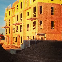 A great way to start off the week; good morning from #Oakville! #Millstone #LifeStoreys