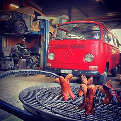 #aircult #aircoold #airmighty #vwmafia #aircooled_world #aircooledway #volksworld #thesamba #rothfink #coolflo #hayburner #volkswagen #grillen #barbeque #bbq #bus #werkstatt #van #bugbus #bugcation #veedub #vwlove #halle  #vws4ever #vws4life  -:- visit ww