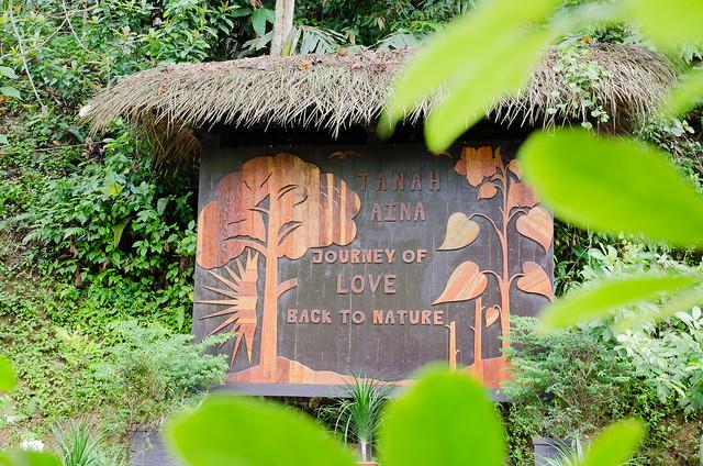 Tanah Aina Farrah Soraya Eco Tourism Resort at Raub, Pahang