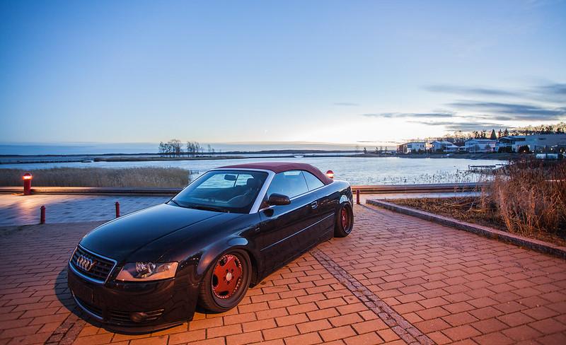 jusni: Audi A4 Bagged Bathtub - Sivu 2 15651672882_1395e80895_c