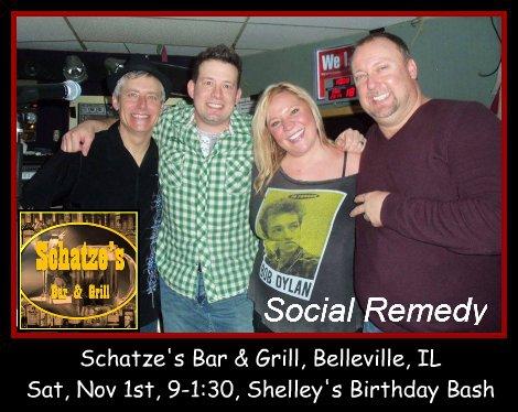Social Remedy 11-1-14