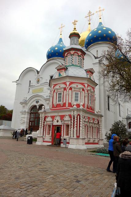 244 -  Trinitry Lavra (Sergiev Possad)