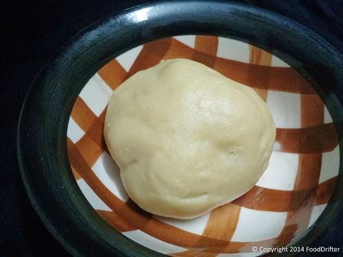 Pasta Dough Ready