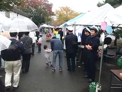 日本的大学祭 - naniyuutorimannen - 您说什么!