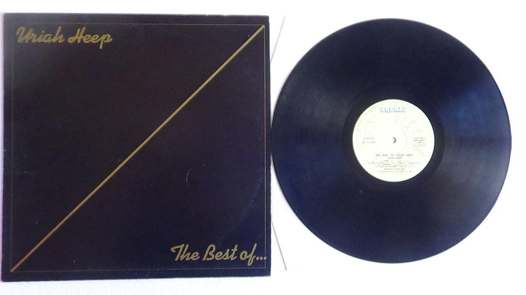 URIAH HEEP - The Best Of... - LP