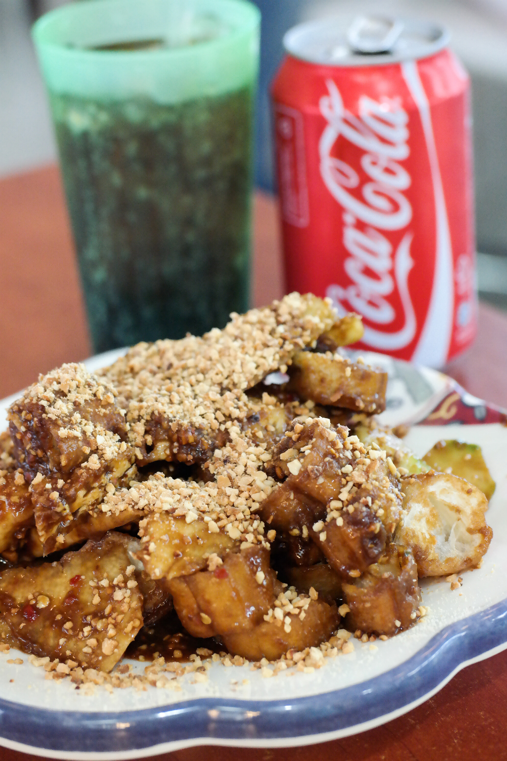 Ang Mo Kio Central Food: rojak (halal)