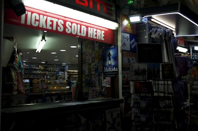 LDP 2014.11.22 - West End Kiosk