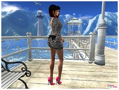 BNdesigns and Hilly Haalan- Leopard and Shella
