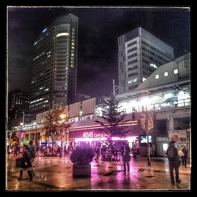 #Akiba #Akihabara #Tokyo #nightview #station #東京 #秋葉原 #夜景 #駅