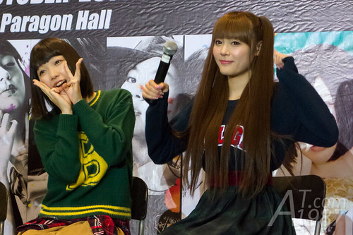 ANIME IDOL ASIA 2014 - Yumemiru Adolescence meet & greet