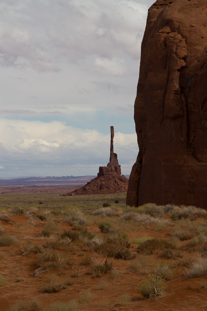 Totem Pole- Monument Valley