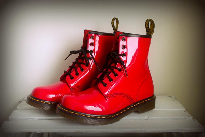 Dr Martens boots 3