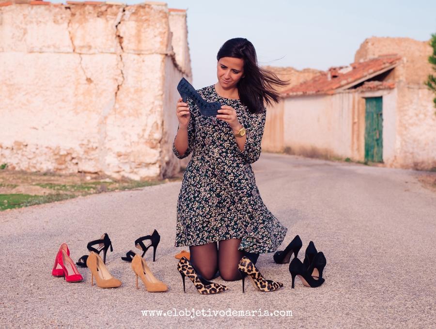 la tonta de los zapatos