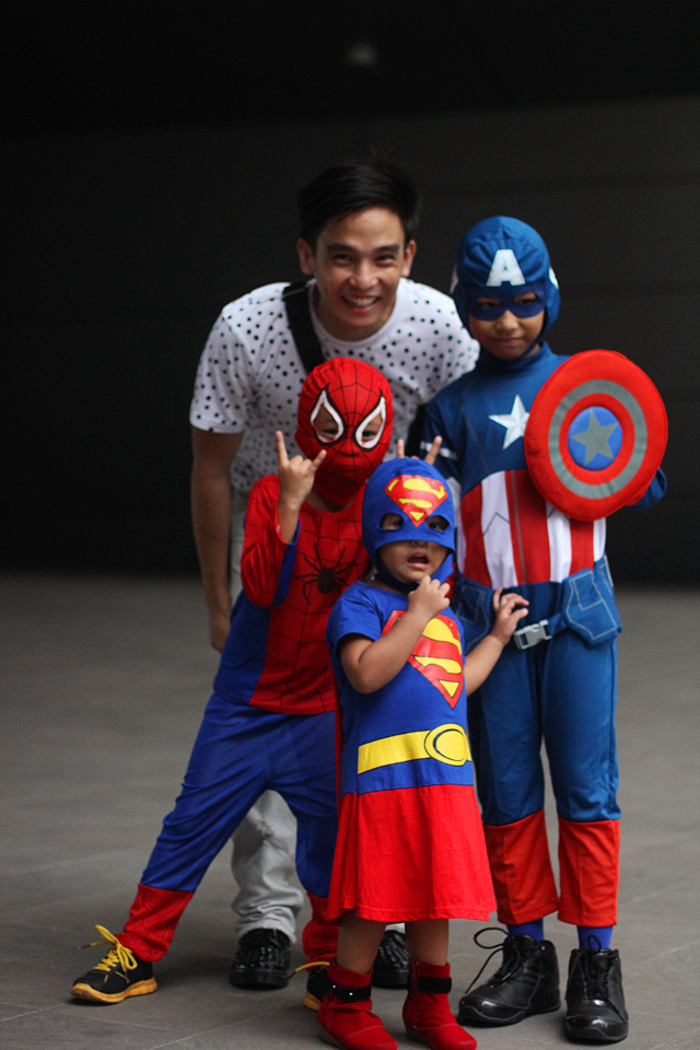El-Bosquejo_Superhero-kids_Paolo