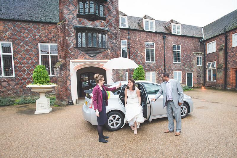 Tasha and Alan's wedding at Fulham Palace.