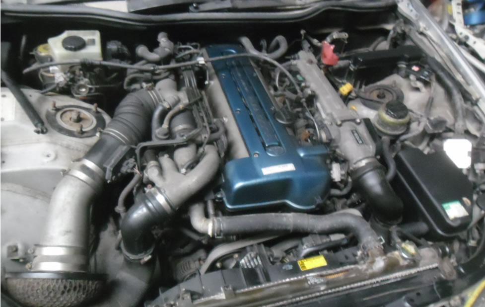 2JZ GTE Auto