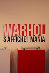 Warhol s'affiche - exposition temporaire