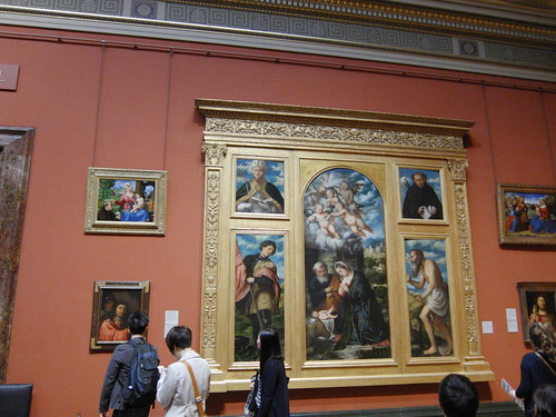 Collection of the National Gallery, London