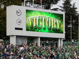 富樫監督就任後、目に見えて流れの良くなった東京ヴェルディ。勝利を重ねてJ2残留を達成してもらいたいところです。