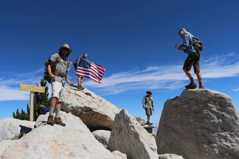 San Jacinto Peak Summit