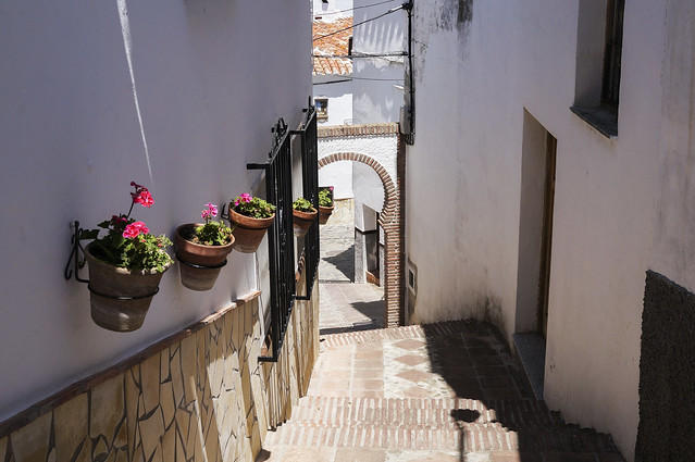 7. Comares, Spain