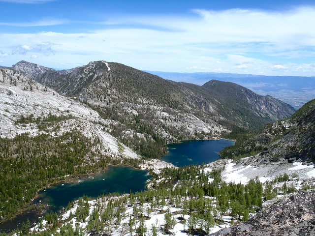 Wyant and Canyon Lakes