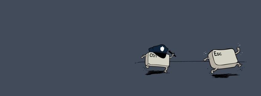 Bộ ảnh bìa Facebook cực cool dành cho Hacker (Phần 1)