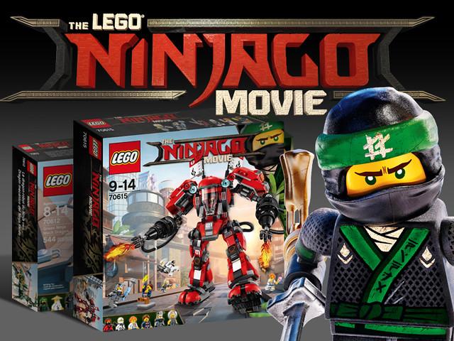 Pierwsze zdjęcia letnich zestawów Lego Ninjago 1