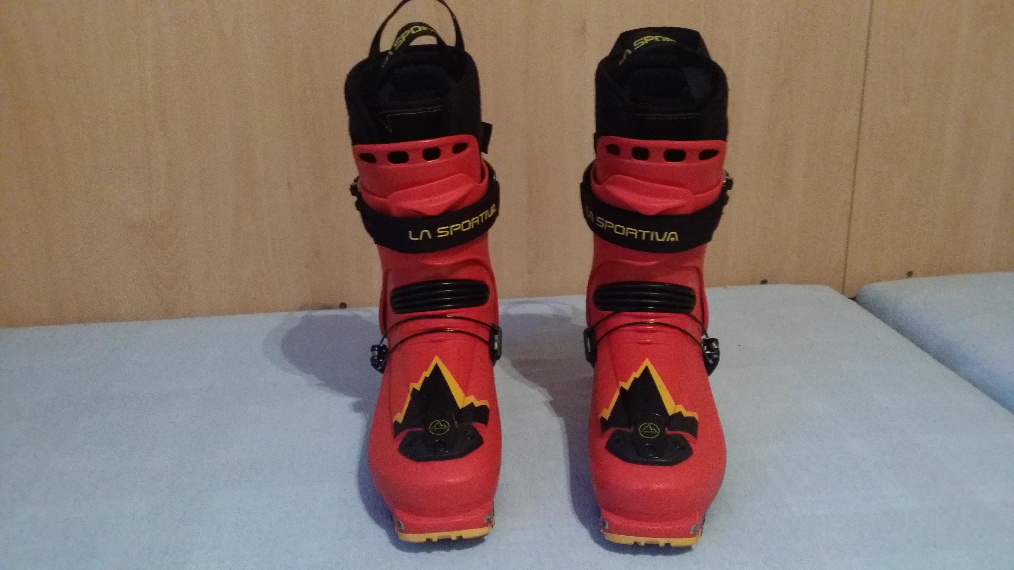 prodám skialpové boty La Sportiva Sideral - Bazar - SNOW.CZ b3efd739aa5