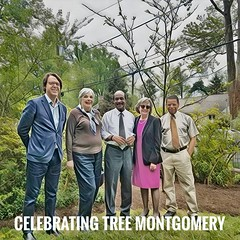 Celebrating Tree Montgomery!